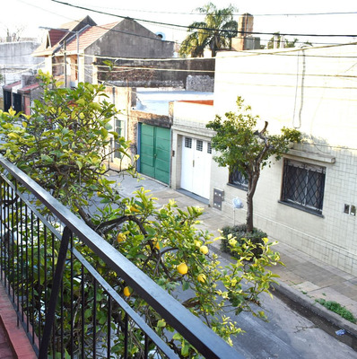 Ph Frente 3 Amb Amplio Patio Y Balcón V Maipu San Martín