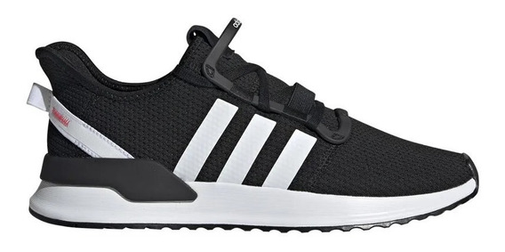 Zapatillas adidas U-path Run Hombre Moda Casual Negra