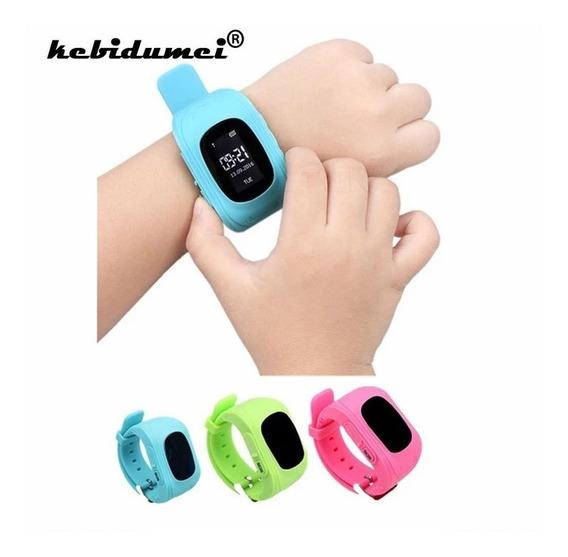 Relógio Infantil Q50 Localizador/rastreador/ Pronta Entrega
