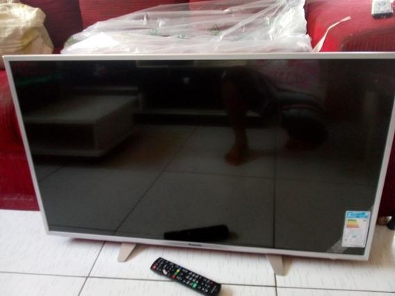 Tv Smart 43 Panasonic Tela Trincada