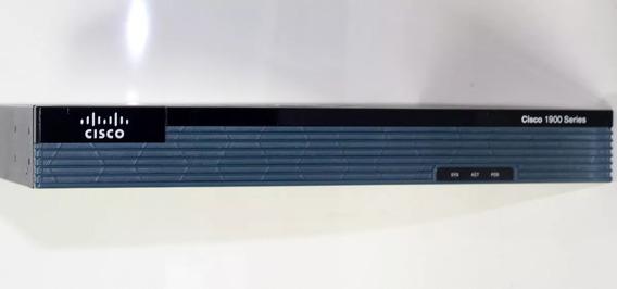 Roteador Cisco 1900 Series