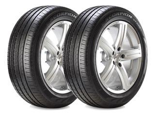 Kit X2 Pirelli 225/55 R19 Scorpion Verde V Neumen Cuotas
