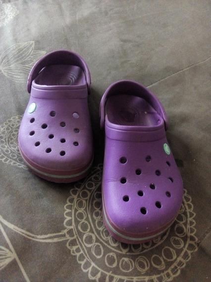 Crocs Violeta M5