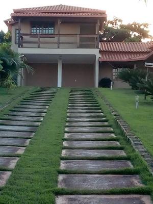 Casa Em Condomínio Com 4 Quartos Para Comprar No Fazenda Mirante Em Igarapé/mg - 1825