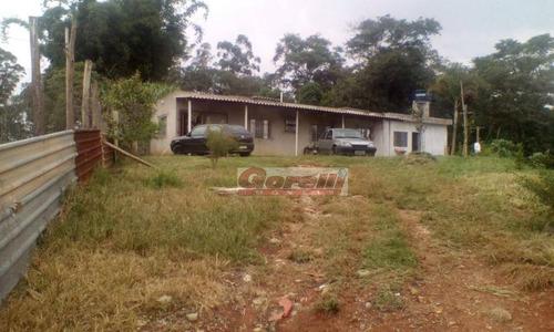 Casa Com 2 Dormitórios À Venda, 400 M² Por R$ 400.000,00 - Sítio Dos Fernandes - Arujá/sp - Ca1337