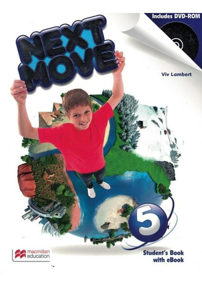 Next Move 5 Students Book With Ebook