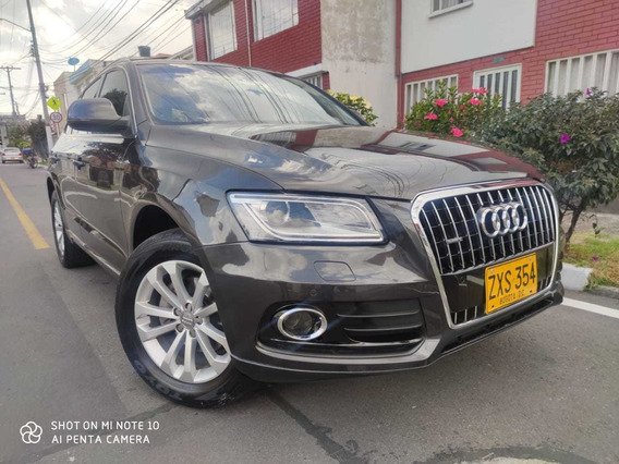 Audi Q5 Unico Dueño Version 4 Qtt