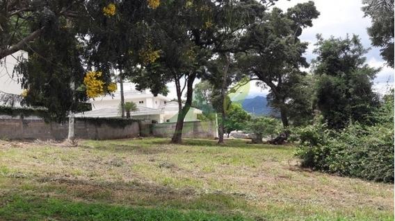 Terreno Em Atibaia Condomínio Fechado 800 Metros R$500 Mil - 608