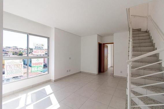 Apartamento No 7º Andar Com 2 Dormitórios E 2 Garagens - Id: 892927856 - 227856