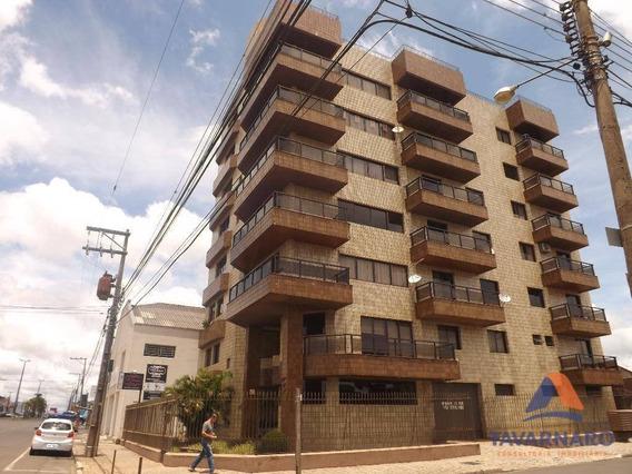 Apartamento Com 4 Dormitórios À Venda, 221 M² Por R$ 720.000,00 - Nova Rússia - Ponta Grossa/pr - Ap0212