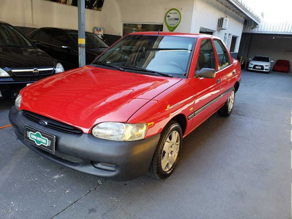 Ford Escort Gl 1.6 2p