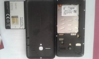 Celular Alcatel 5017a Pixi, Usado Td Funcionando