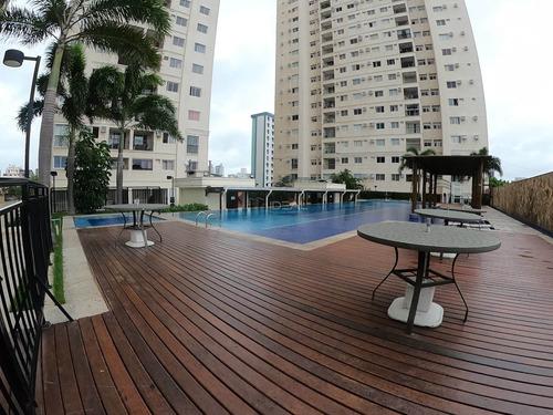 Apartamento Em Centro - Campos Dos Goytacazes, Rj - 8593