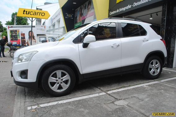 Chevrolet Tracker Ls At