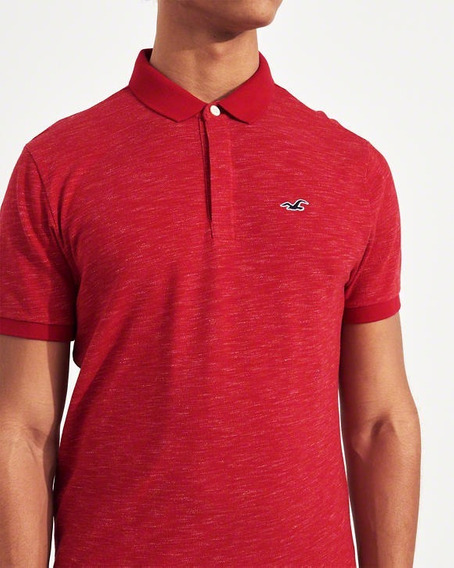 Playera Polo Hollister 324-224-0665-502