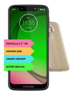 Celular Motorola Moto G7 Play Xt-1952 Liberado Full