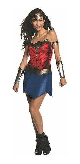 Disfraz Mujer Maravilla Wonder Woman Para Mujer Adulto