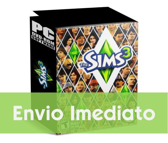 The Sims 3 - Pacote Completo - Todas Expansões Pc Português