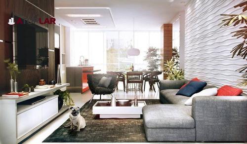 Apartamento À Venda, 352 M² Por R$ 3.250.000,00 - Barra Sul - Balneário Camboriú/sc - Ap1473