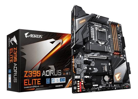 Motherboard Gigabyte Z390 Aorus Elite Intel 1151 Ddr4