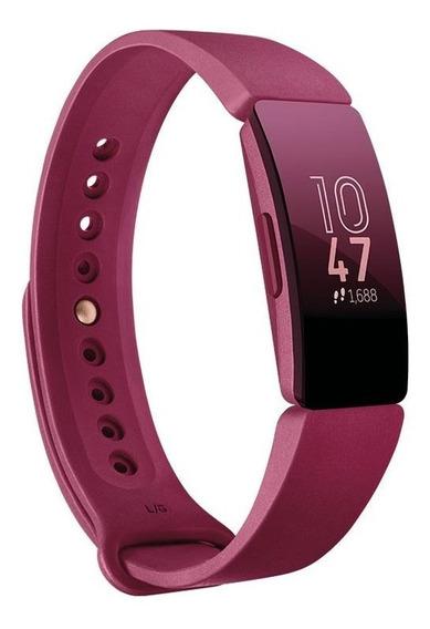 Fitbit Tracker Smartband Inspire Sangria