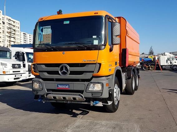 Mercedes-benz Actros 3336k