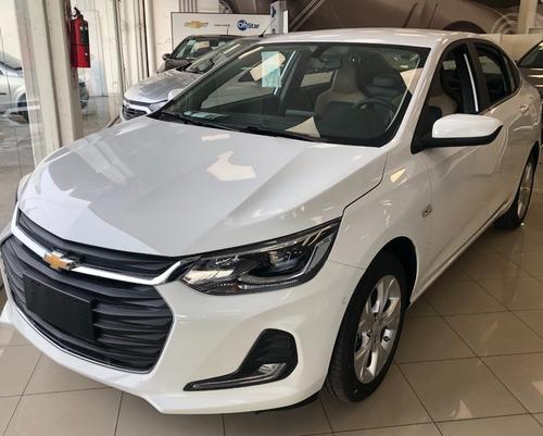 Chevrolet Onix Plus Premier 1.0 At 2020 Ultimo La P01