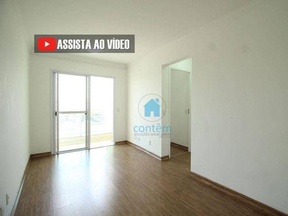Ap0652- Apartamento Com 2 Dormitórios Para Alugar, 52 M² Por R$ 1.000/mês - Km 18 - Osasco/sp - Ap0652