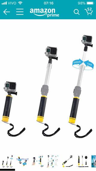 Selfie Stick Para Esportes Aquáticos