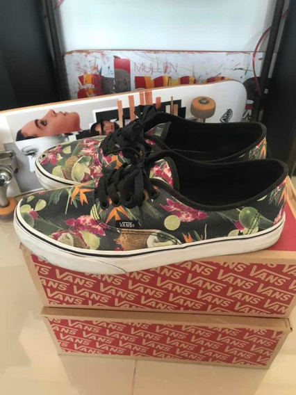 Zapatillas Vans Authentic Lime In The Coconut Talle 9us 42ar