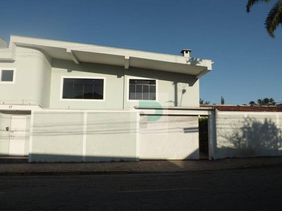 Alugo Sobrado Comercial Na Vila Oliveira Em Mogi Das Cruzes - So0126