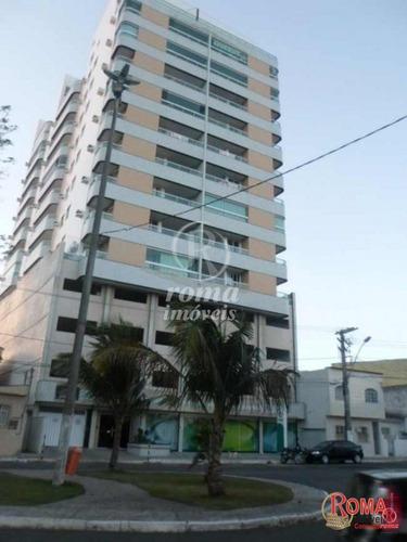 Imagem 1 de 19 de Apartamento À Venda, Prainha, Guarapari. - Es - Ap0594_roma