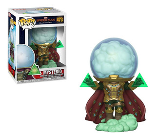 Funko Pop Marvel Spiderman Man - Mysterio 473