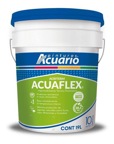 Imagen 1 de 1 de Impermeabilizante Acuaflex 10 Años - 19 L