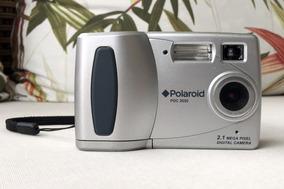 Camera Digital Polaroid Pdc 2050 2.1 Mp - Coleção