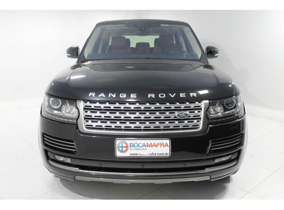 Land Rover Range Rover Vogue Autobiography 4.4