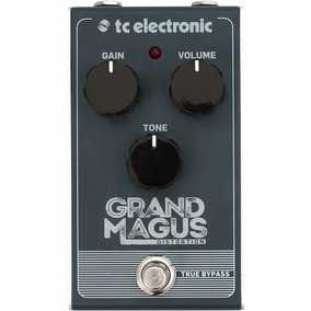 Pedal De Guitarra Tc Electronic Grand Magus Distortion Nfe