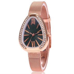 71d21054ba36 Reloj En Forma De Serpiente Para Mujer - Reloj de Pulsera en Mercado ...