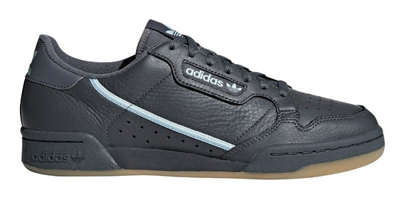 Zapatillas adidas Continental 80 Gris De Hombre Originals