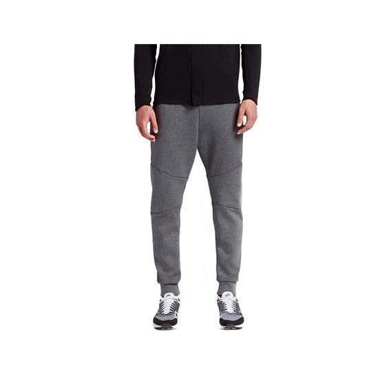 Jogger Nike Nsw Tch Flc Gris Hombre