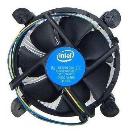 Cooler Intel E97379-003 P/ Processa 1151/1150/1155/1155/1156