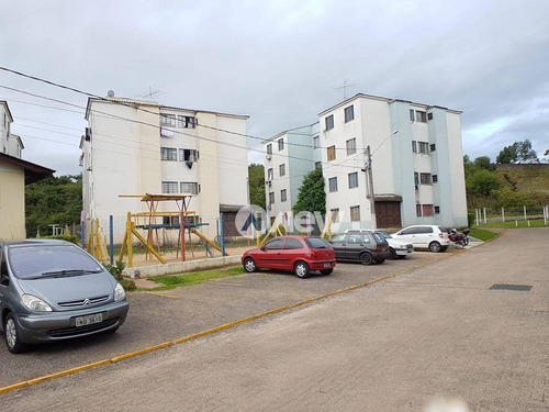 Imagem 1 de 8 de Apartamento À Venda, 38 M² Por R$ 105.000,00 - Canudos - Novo Hamburgo/rs - Ap2796
