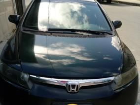 Honda Civic 1.8 Exs Flex Aut. 4p 2008