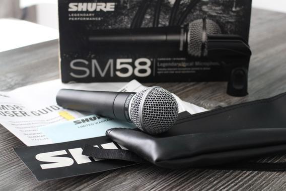 Shure Sm58 E Sm57