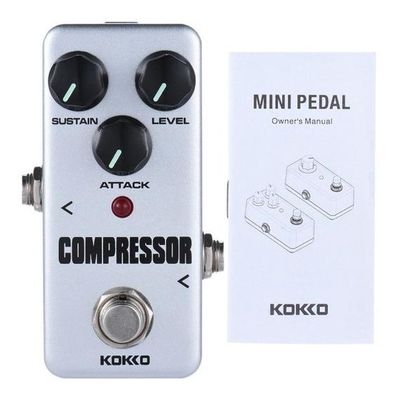 Pedal Compressor Kokko Nano (mini) - Frete Grátis