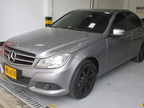 Mercedes Benz Clase C C180 Cgi