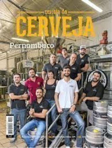 Livro Revista Da Cerveja Pernambuco, Bactérias E Aprolúpulo