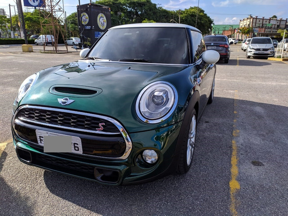 Mini Cooper S Top 2.0 Turbo Impecável