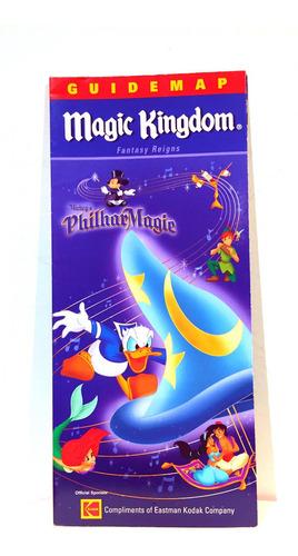 Imagen 1 de 1 de Disney Mapa Magic Kingdom