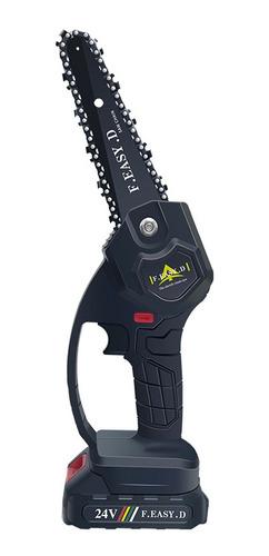 Mini Motosierra Eléctrica F Easy D Portátil Recargable 24v